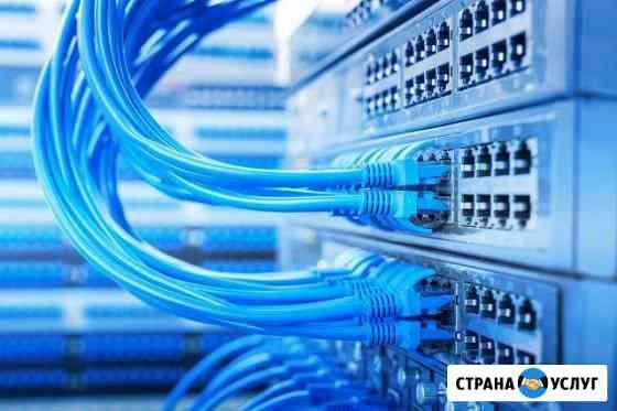 Монтаж слаботочных сетей Великий Новгород