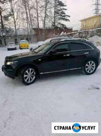 Прокат авто с водителем Томск
