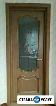 Установка межкомнатных дверей Новозыбков