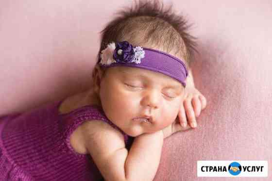 Фотосессия новорожденных Майкоп