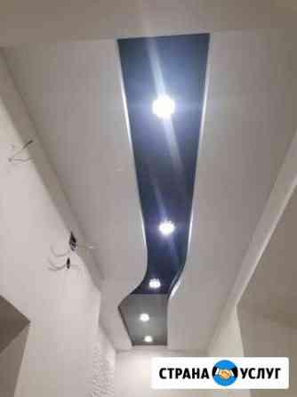 Натяжные потолки Тверь