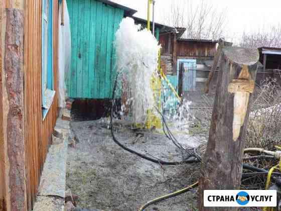 Бурение скважин на воду в любом месте Озерск