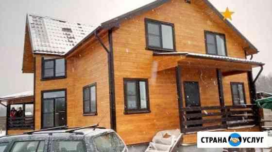 Строительство дачных домов, пристрой, терраса Нижний Новгород