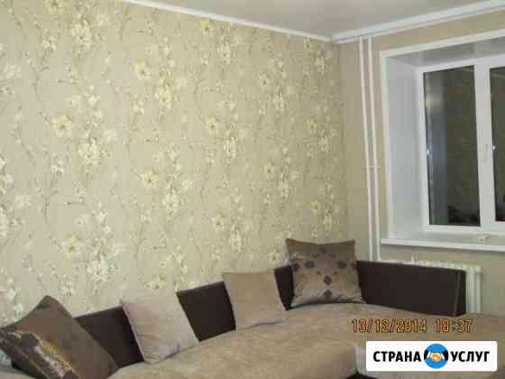 Косметический ремонт помещений Октябрьский