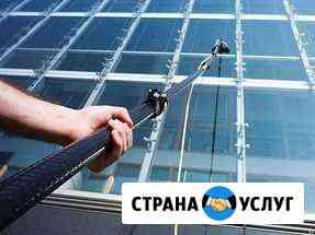 Мойка фасадов, окон и витрин Барнаул