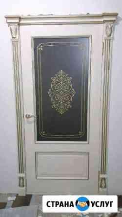 Установка межкомнатных дверей Гудермес