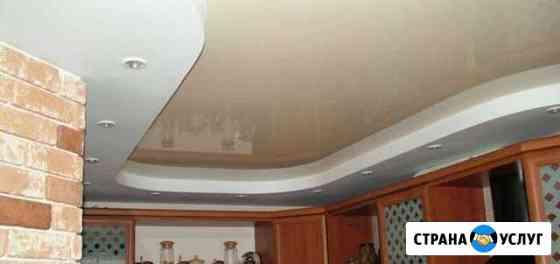 Ремонт квартиры, натяжные потолки Петропавловск-Камчатский