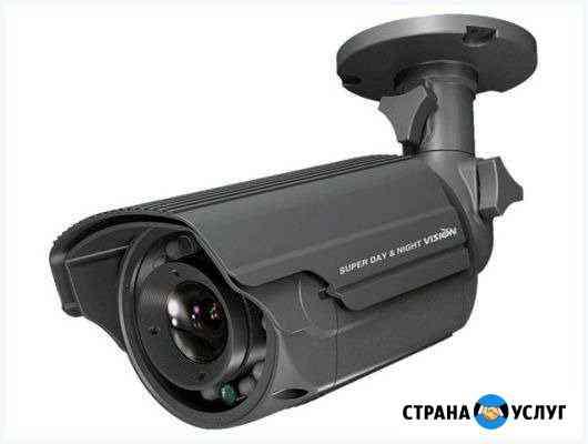 Видеонаблюдение и домофоны Невинномысск