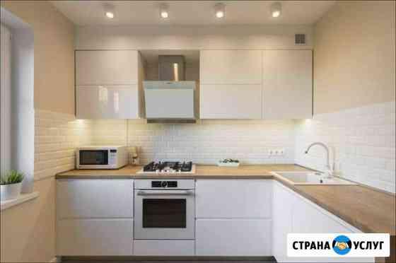 Кухни на заказ профессионально Симферополь