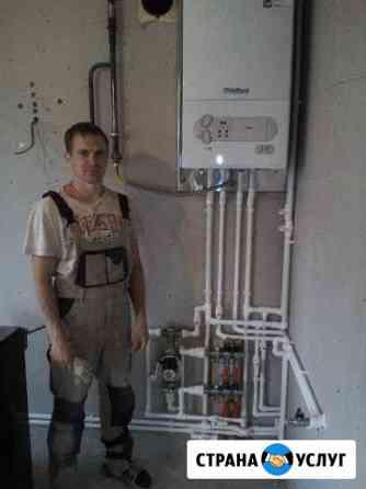 Отопление, водоснабжение, канализация Заокский