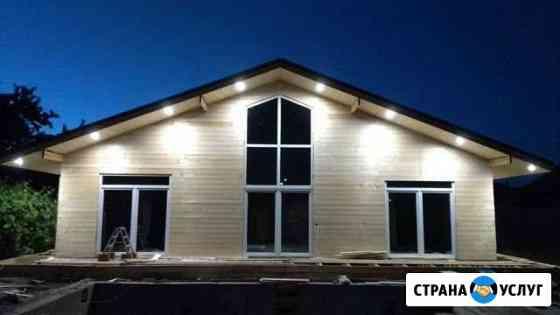 Строительство каркасных домов Борисоглебск