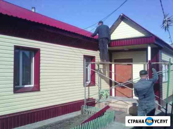 Перекрытие крыш. ремонтные работы Славгород