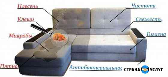 Химчистка диванов, ковров. Уборка квартир и офисов Сосногорск
