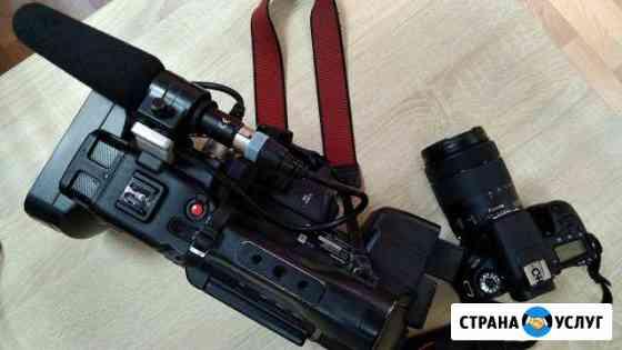 Видеосъемка праздничных мероприятий Кемерово