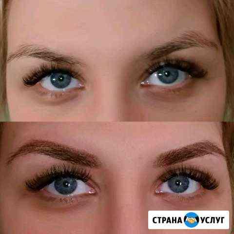 Перманентный макияж (брови, губы, веки) Смоленск