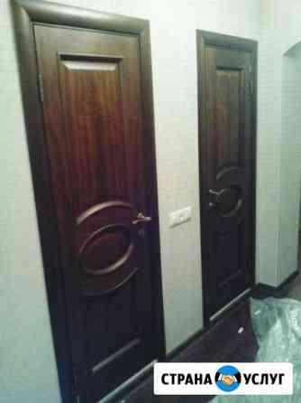 Установка межкомнатных дверей Димитровград