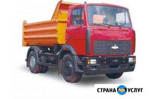 Услуги маза-самосвала 12 тонн Северск