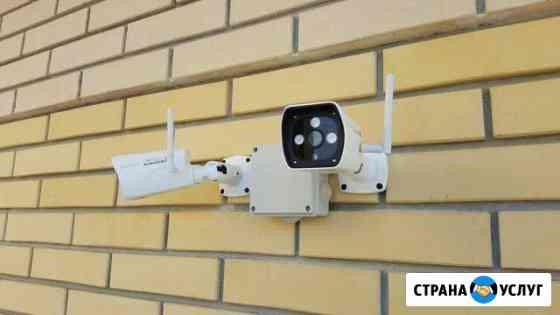 Видеонаблюдение, охранно-пожарная сигнализация Грозный