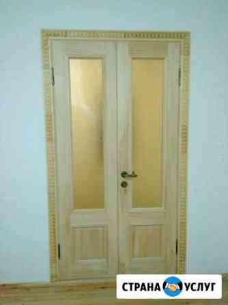 Установка межкомнатных дверей Хасавюрт