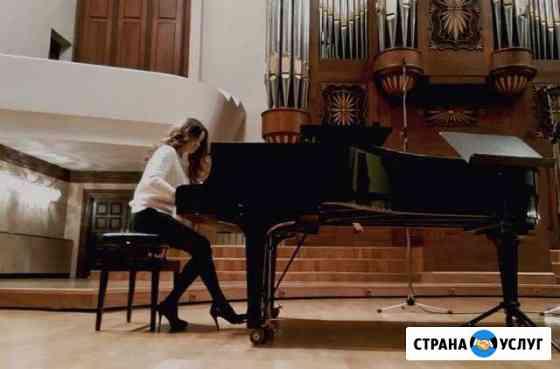 Репетитор по музыке (сольфеджио, фортепиано) Москва
