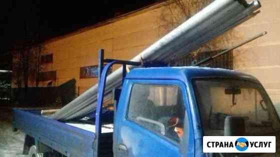 Бортовые грузоперевозки 1.5,2,3,4,5 т Санкт-Петербург