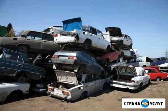 Утилизация автомобилей Гатчина