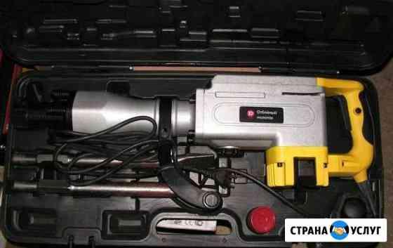 Отбойные молоток и перфоратор в аренду (прокат) Волгоград