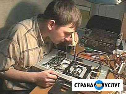 Ремонт телевизора Выезд на дом. Скидки Ярославль