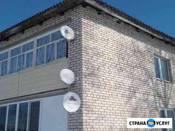 Установка, ремонт триколор тв и антенн Нижний Новгород