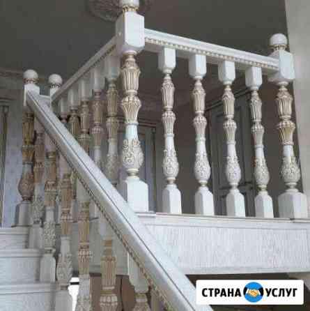 Обшивка лестниц Махачкала
