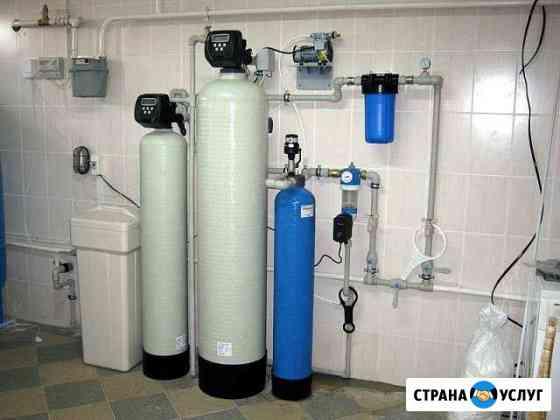 Фильтры для воды Тюмень