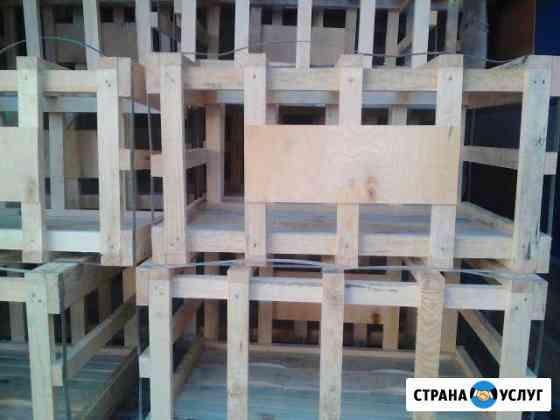 Упаковочная тара из древесины,евровагонка и тд Батайск