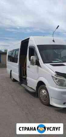 Аренда микроавтобуса с водителем Волжский