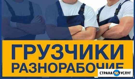 Грузчики,разнорабочие Томск
