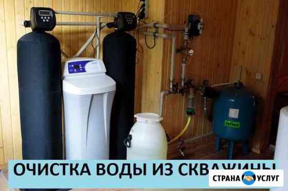 Очистка воды / Фильтр для воды / Осмос Анапа