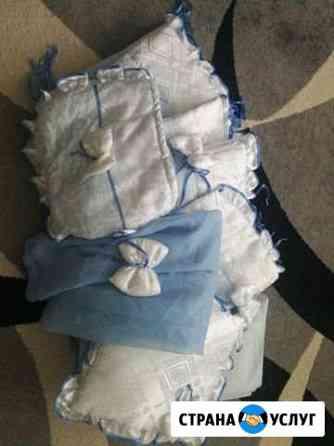 Продам балдахин, бортики, подушка, одеялко для кро Большой Камень
