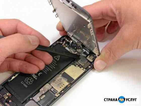 Ремонт Apple iPad. iPhone Анапа