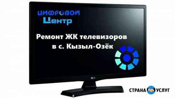 Ремонт ЖК телевизоров Горно-Алтайск