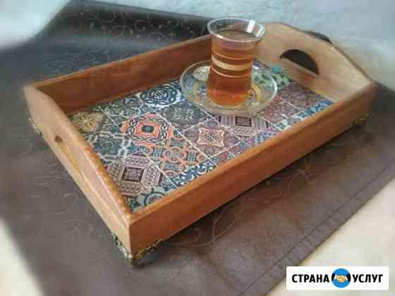 Декор в технике декупаж Нижний Новгород