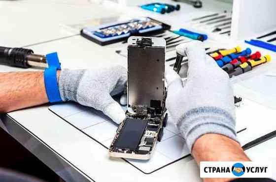 Ремонт телефонов, iPhone, выезд к клиенту Хабаровск