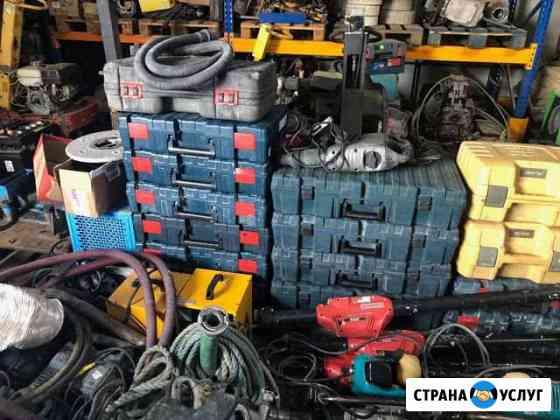 Аренда и прокат техники оборудования и инструмента Калининград