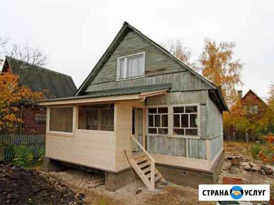 Ремонт и замена фундаментов Брянск