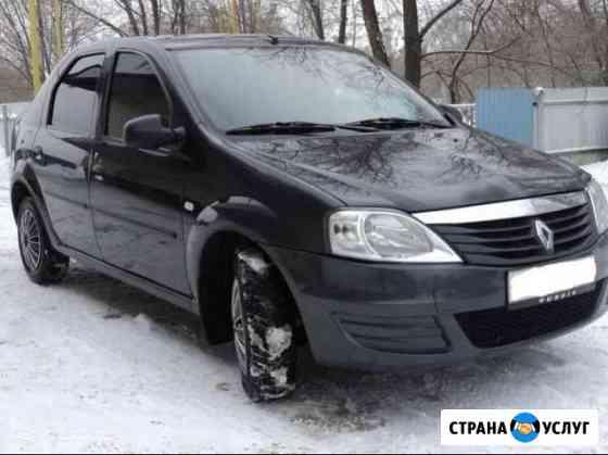 Аренда автомобиля Renault Logan Мурманск
