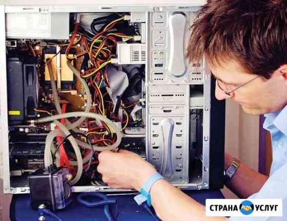 Установка win, настройка и ремонт компьютеров Тамбов