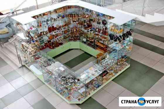 Витрина Горно-Алтайск