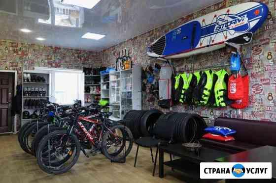 Прокат велосипедов, фэтбайков, роликов, supбордов Шадринск