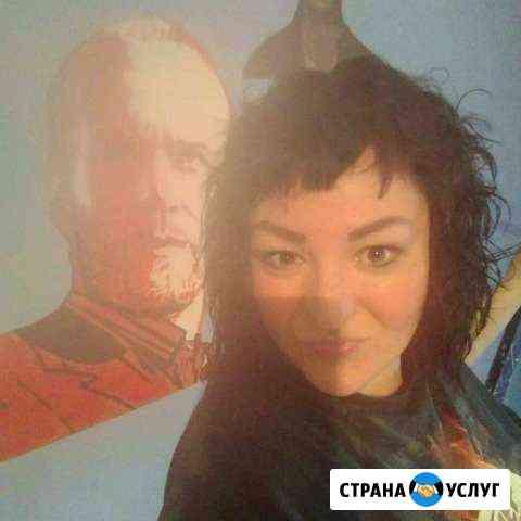 Художественная роспись стен,предметов интерьера Кострома
