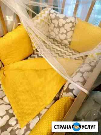 Детское постельное бельё на заказ Симферополь