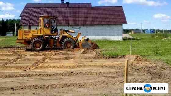 Планировка участка под строительство Мурманск