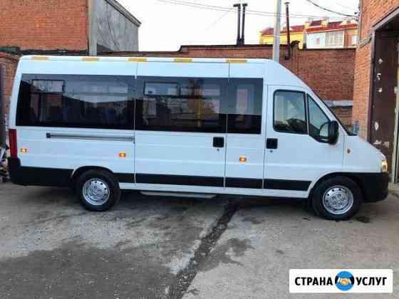Пассажирские перевозки заказ-аренда микроавтобуса Тольятти